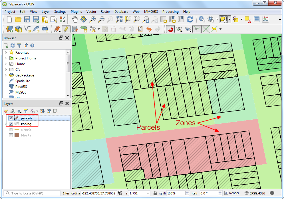 Summary Aggregate and Spatial Filters in QGIS – Spatial Thoughts